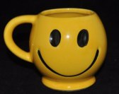 mccoy smiley mug