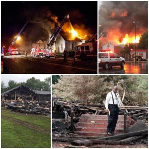fire arson