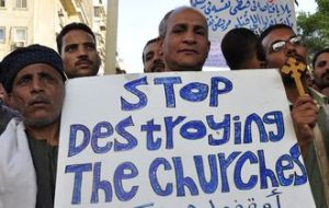 stop destroying churches