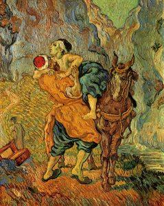 133 The Good Samaritan after Delacroix